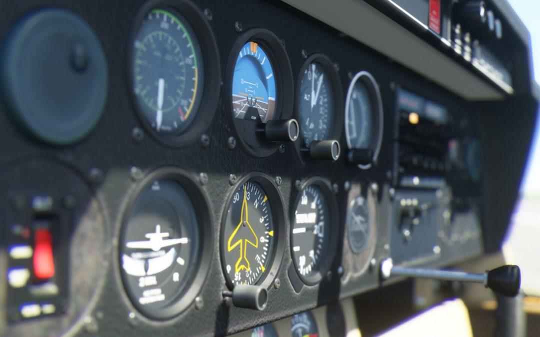Microsoft Flight Simulator tiene mejores gráficos que la vida real