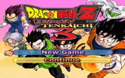 Dragon Ball Z Budokai Tenkaichi 3 [PC] [Full] [Español] [Mega]