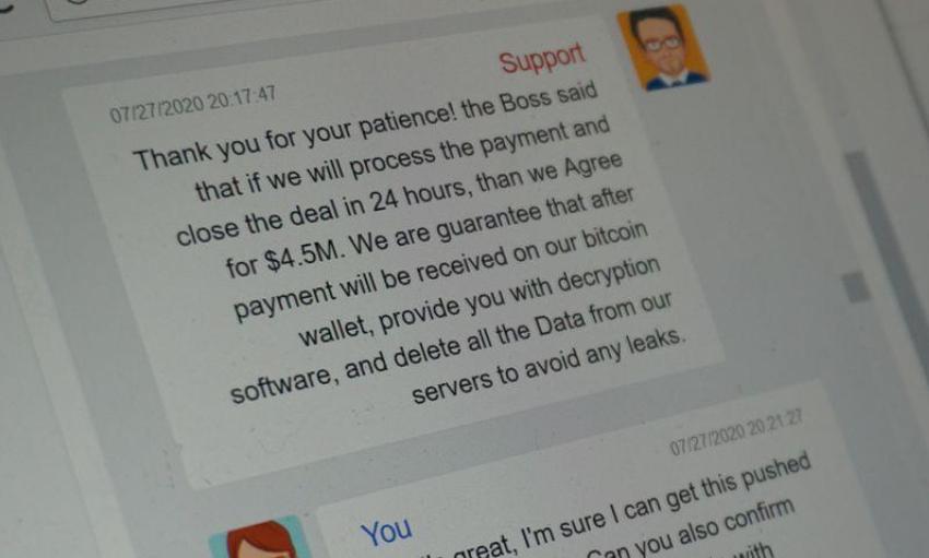 Hackers infectan sistemas de una empresa, piden rescate y encima les mojan la oreja