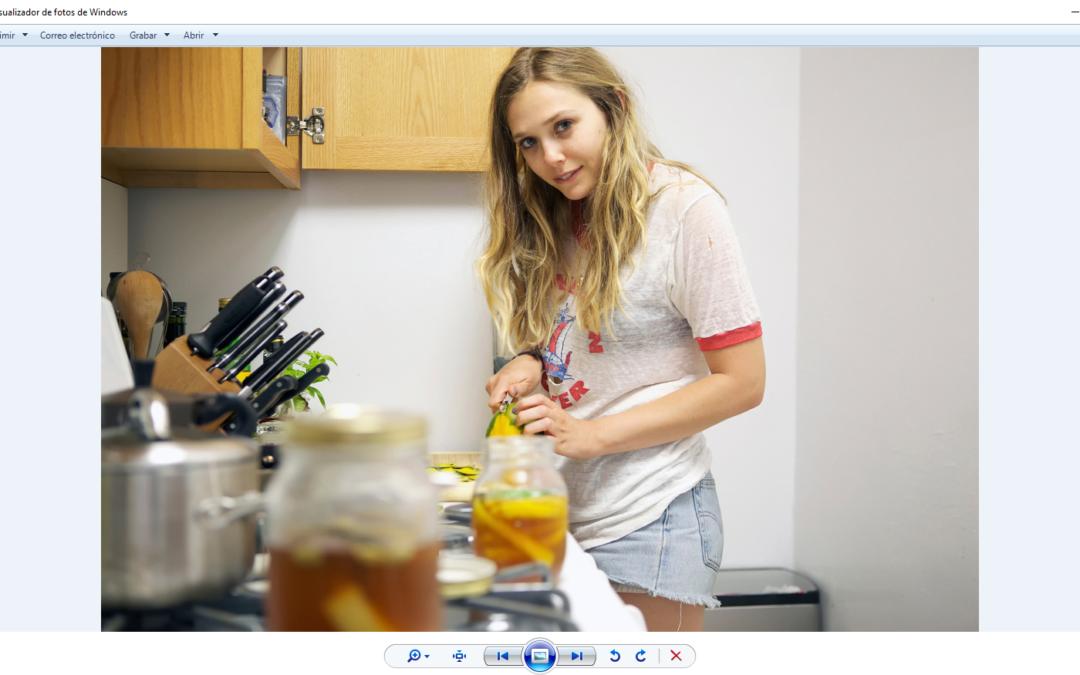 Como usar el clásico visualizador de fotos en Windows 10